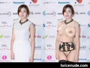 Kang Sora (5) Naked Fake