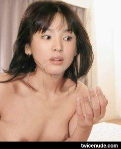 Song Hye Kyo nakedfake 9